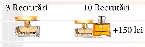 Cosmetice Farmasi recompense