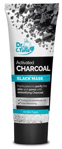 Masca detoxifiantă cărbune activ