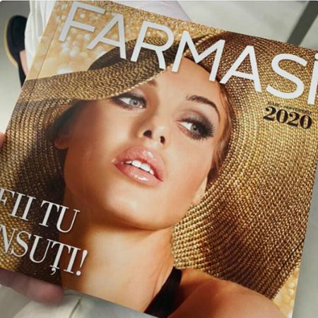 Catalog Farmasi 2020 iulie august septembrie