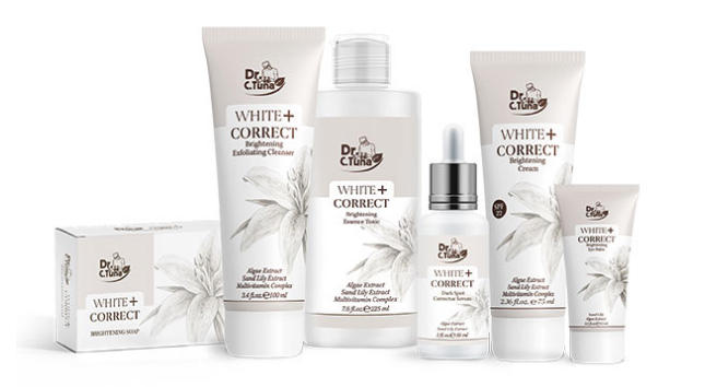 Set Cosmetic anti pigmentare ten