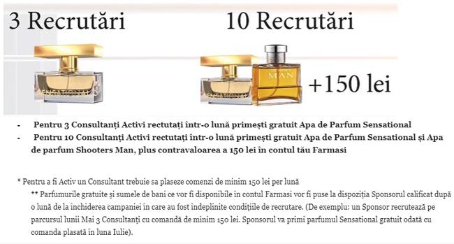 Bonusuri Farmasi Romania