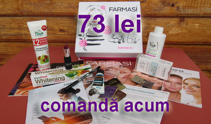 Comanda Farmasi Cosmetics