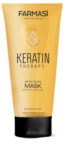 Farmasi mască de păr Keratina