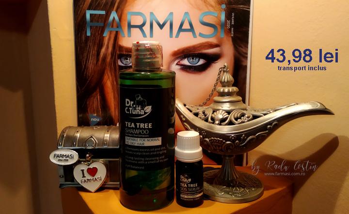 Şampon anti mătreaţă Farmasi