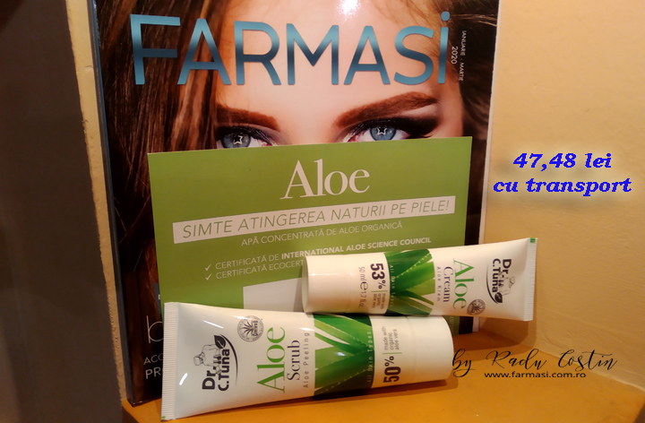 Oferta Aloe Vera farmasi Cosmetics