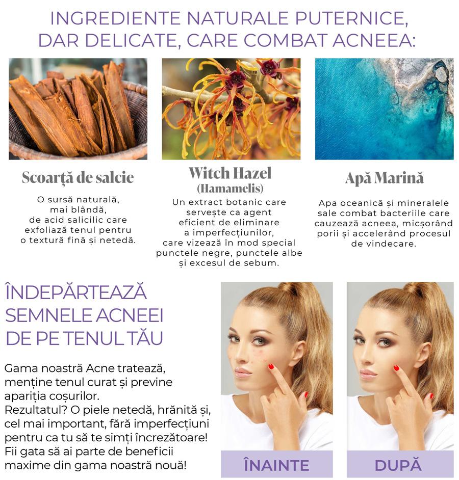 Farmasi Cosmetice anti-acnee