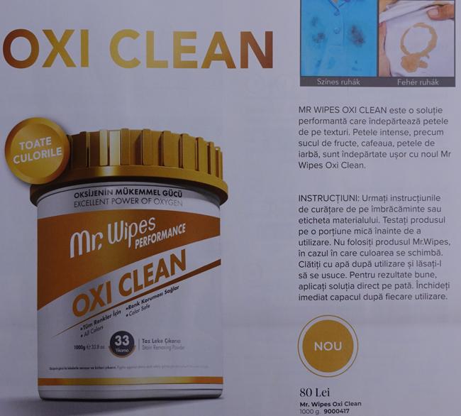 Oxi Clean Farmasi