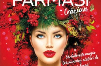 Catalog Farmasi noiembrie-decembrie 2019